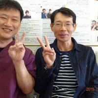 戸田市にお住いで腰痛に悩んでいた松本聡さま(事務職の34歳男性)