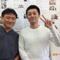 戸田市にお住いで長年の腰痛に悩んでいた種田聖さま(営業職の38歳男性)
