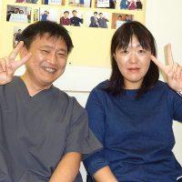 戸田市にお住いでひどい腰痛に悩んでいたKYさま(看護師の40代女性)