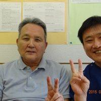 戸田市にお住いで膝の痛みに悩んでいた髙井宏二さま(無職の77歳男性)