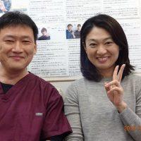 戸田市にお住いで肩こりや首こりに悩んでいた清水あすかさま(会社員の45歳女性)