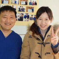 戸田市にお住いで腰痛と肩こりに悩んでいたJMさま(アパレルの30代女性)
