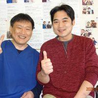 戸田市にお住いでひどい腰痛に悩んでいた櫻井健二さま(飲食業の47歳男性)