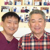 戸田市にお住いでぎっくり腰で歩けなかった遠藤正幸さま(64歳男性会社員)