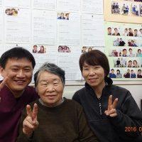 蕨市にお住いでお母さまに付き添ってお見えになった西川由紀子さま(事務職の51歳女性)