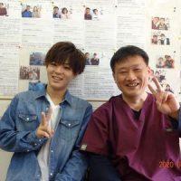 戸田市にお住いで坐骨神経痛に悩んでいたHAさま(事務職の23歳男性)