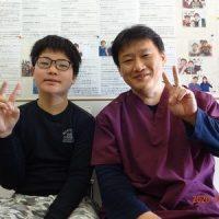 戸田市にお住いで起立性調節障害に悩んでいたMNさま(12歳の男子中学生)