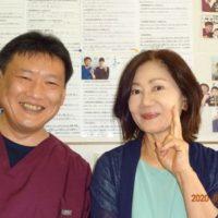 戸田市にお住いで首と背中の痛みに悩んでいた大森恵子さま(事務職の65歳女性)