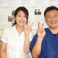 戸田市にお住いで肩こり・頭痛に悩んでいたSKさま(事務職の32歳女性)