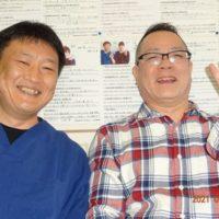戸田市にお住いで坐骨神経痛に悩んでいた内田行俊さま(ドライバーの57歳男性)