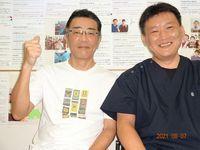 戸田市にお住いで坐骨神経痛に悩んでいた松田久志さま(事務職の59歳男性)